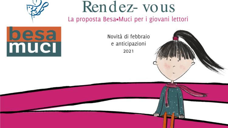 Comunicato stampa. Il debutto  della collana Rendez-vous, dedicata ai giovani lettori